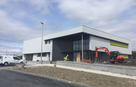 IDA Tralee Construction