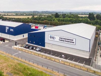 Irish International Trading Completed Construction