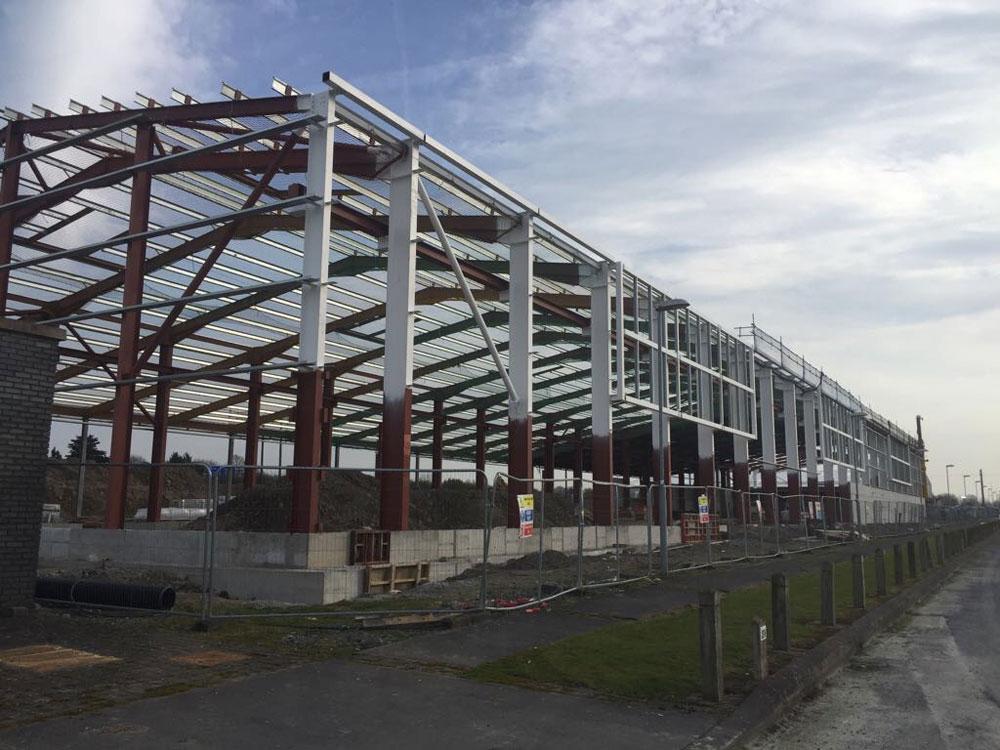 Irish International Trading Steel Construction