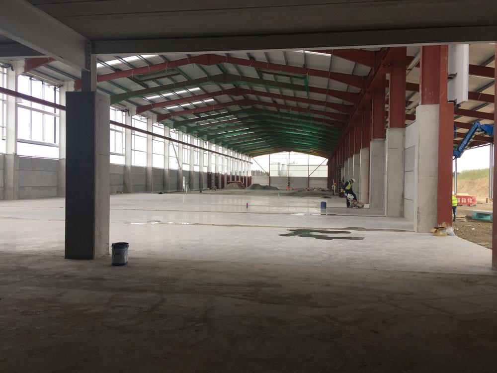 Irish International Trading Construction