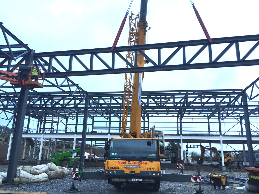 Construction Erection Services